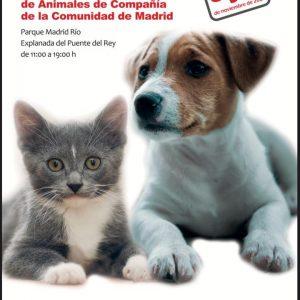 XIV Salón para la Adopción de Animales de Compañía de la Comunidad de Madrid